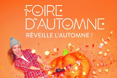 Invitation gratuite la foire d 39 automne 2015 la porte de versailles - Foire d automne 2017 invitation gratuite ...