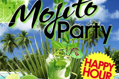 bon plan paris soiree gratuite mojito party
