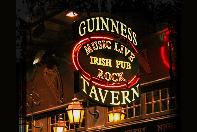 bon plan guinness rock tavern concert gratuit paris