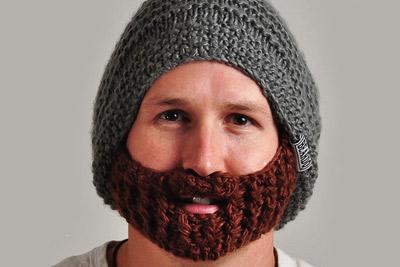 bonnet barbe insolite