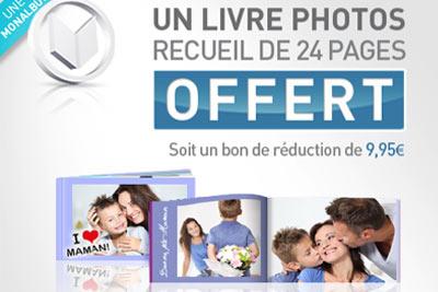 Livre photo gratuit de 24 pages sur hors frais de port - Frais de port mon album photo ...