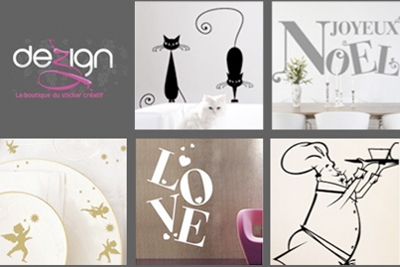 bon plan stickers deco
