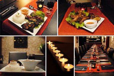 Offre duo voyagez dans la gastronomie africaine au for Yankey cuisine africaine a volonte
