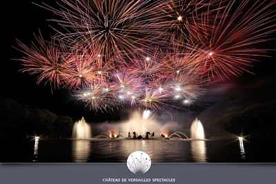 Spectacle Les Grandes Eaux Nocturnes 2017 Au Ch 226 Teau De