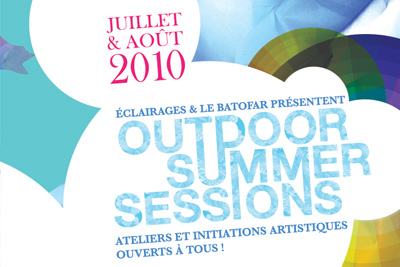 loisirs outdoor summer session