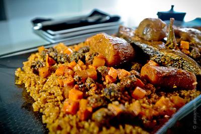 Restaurant africain for Yankey cuisine africaine a volonte