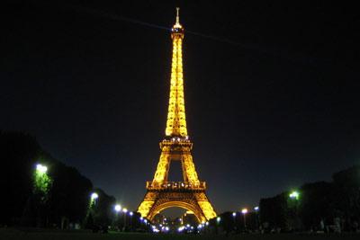 Spectacle gratuit de l 39 illumination de la tour eiffel - Tour eiffel photos gratuites ...