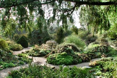 visite gratuite d 39 un jardin montagnard en plein paris. Black Bedroom Furniture Sets. Home Design Ideas