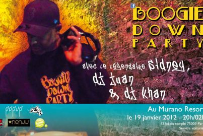 bon plan soiree fun boogie down party dj juan dj khan