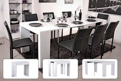 table console extensible pas ch re partir de 99 90 au lieu de 399. Black Bedroom Furniture Sets. Home Design Ideas