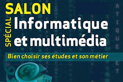 Invitation gratuite pour le salon sp cial informatique et for Salon informatique paris