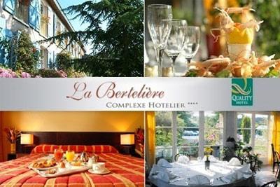 Nuit la berteli re avec d ner petit d jeuner 99 for Bon plan hotel paris