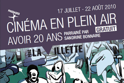 soiree gratuite cinema en plein air la villette