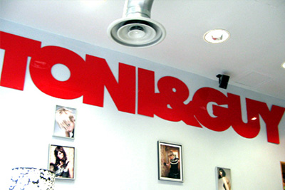 Coupe ultra branch e gratuite chez toni and guy - Ecole de coiffure paris coupe gratuite ...
