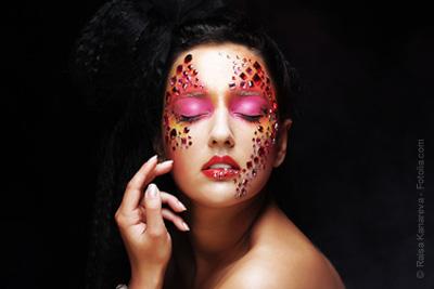 Maquillage artistique gratuit - Maquillage photo gratuit ...