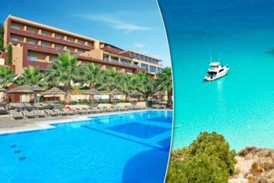 Cr te 4 1 semaine l h tel blue bay en all inclusive for Bon plan hotel paris