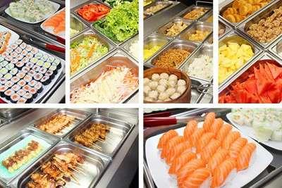 buffet chinois japonais 224 volont 233 224 16 80 au lieu de 18 80