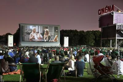 Gagnez des transats pour le Cinéma en plein air de La Villette