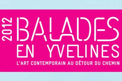 Balades en yvelines 2012 14 balades art contemporain for Balades yvelines