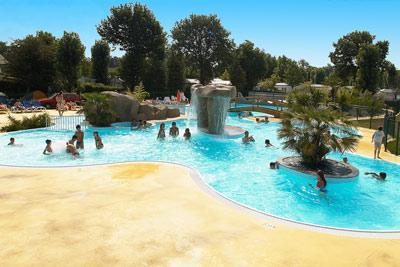 Carnac bretagne 1 semaine de vacances en mobil home for Camping carnac plage avec piscine