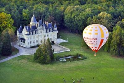 Vall e de la loire 4 s jour champ tre d 1 ou 2 nuits for Bon plan hotel paris