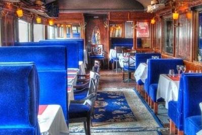 Restaurant insolite paris dans un wagon de l 39 orient express - Cuisine insolite ...