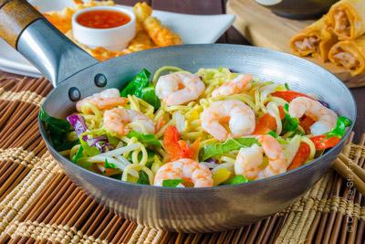 Buffet japonais et wok volont partir de 13 - Restaurant japonais paris cuisine devant vous ...
