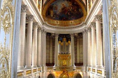 Concert gratuit dans la chapelle royale du ch teau de versailles - Chateau de versailles gratuit ...