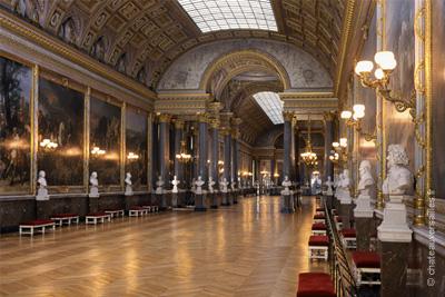 Concert gratuit dans la galerie des batailles du ch teau de versailles - Chateau de versailles gratuit ...