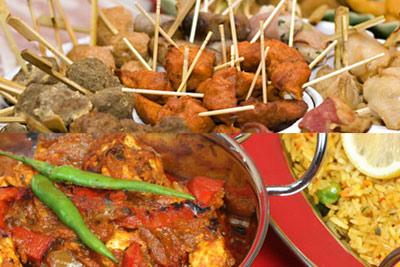 Buffet volont indien et iranien pour 2 19 90 au for Restaurant 24h paris