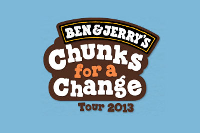 chunks for a change tour 2013