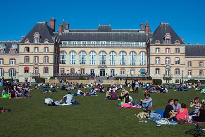 Cite Universitaire Paris Restaurant
