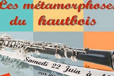 conference musicale hautbois