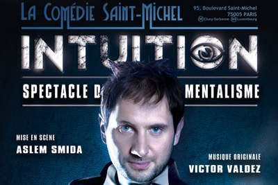 intuition comedie saint michel invitation