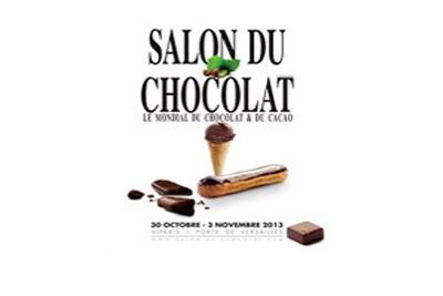 Billet d 39 entr e au salon du chocolat pas cher 9 au for Billet salon
