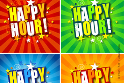 soiree o connells happy hour
