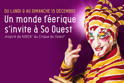 animation cirque so ouest