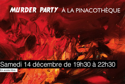 murder party pinacotheque