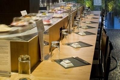 Sushi bar en promotion 30 - Restaurant japonais tapis roulant paris ...