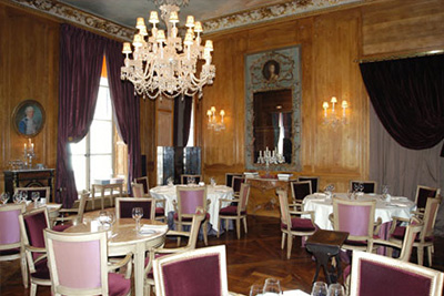 bons plans restaurant insolite manger au chateau paris