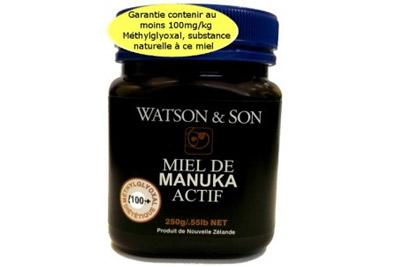 miel de manuka 18+ le moins cher