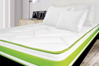 matelas m moire de forme revolution pas cher 199 90 au lieu de 879. Black Bedroom Furniture Sets. Home Design Ideas