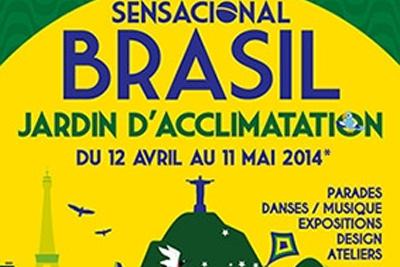 Le br sil au jardin d 39 acclimatation danse musique exposition ateliers gratuits - Ateliers jardin d acclimatation ...