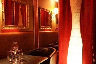 Restaurant insolite paris avec espace priv et cuisine for Restaurant cuisine moleculaire