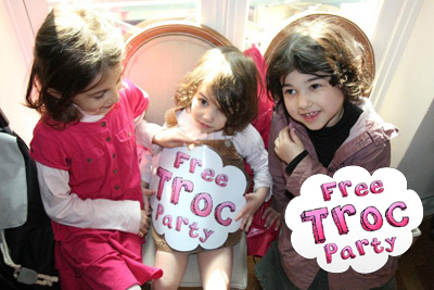 free troc party enfants