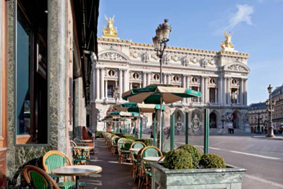 cafe paix place opera paris