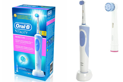 brosse dents lectrique oral b pas ch re. Black Bedroom Furniture Sets. Home Design Ideas