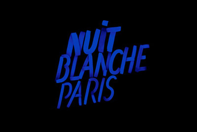 nuit blanche 2015 parcours artistique gratuit dans paris. Black Bedroom Furniture Sets. Home Design Ideas