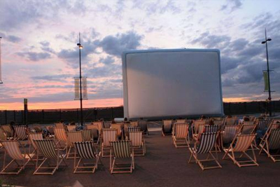 cinema en plein air carre senart