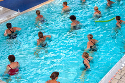 Sport aquatique pas cher aquafolies seulement 2 for Piscine georges hermant